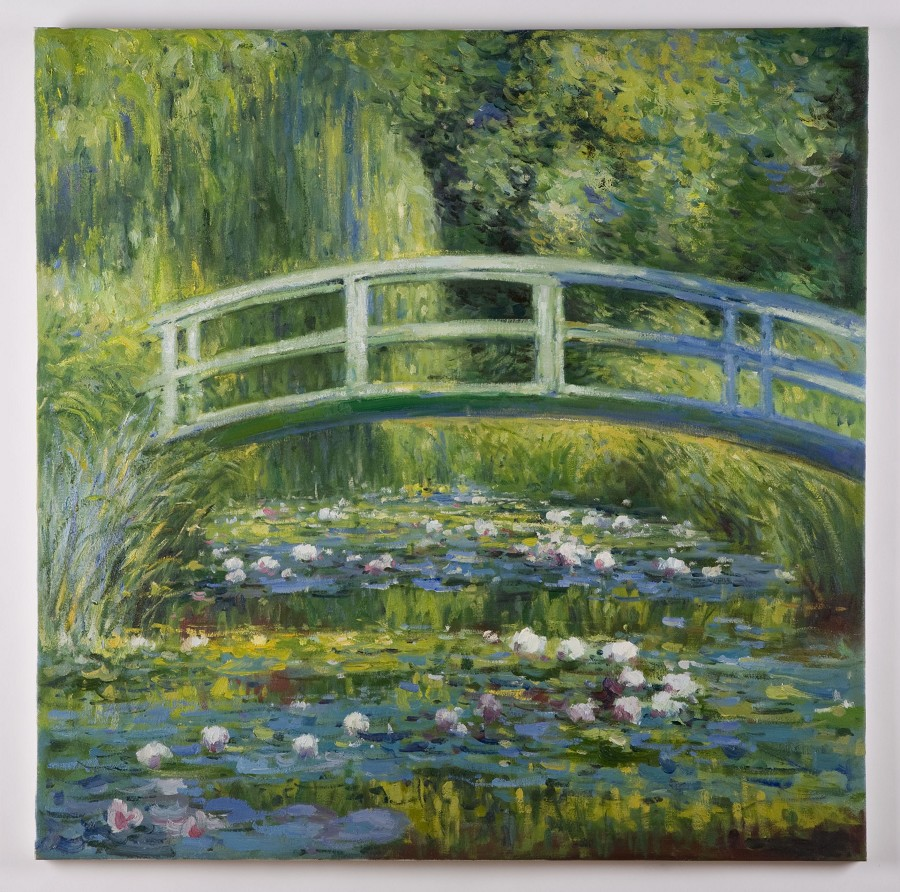 """an analysis of the impressionist style of art in claude monets work Impression: sunrise, claude monet, 1874impressionism takes its name from this painting, one of the initial works exhibited by artists in paris who were dubbed by critics, """"painters of mere impressions""""."""
